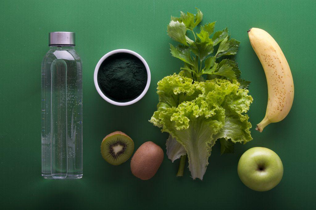 Foods that nourish your skin